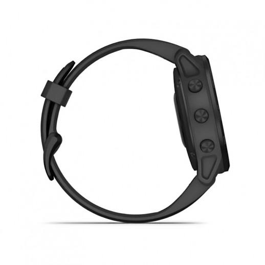 Garmin 6S - Pro e Sapphire edition, Lunetta Black con Black Band