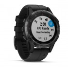 Garmin Fenix 5 Plus Black con Black band