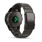 Garmin Fenix 5 Plus Titanium DLC Carbon Grey con Titanium DLC band