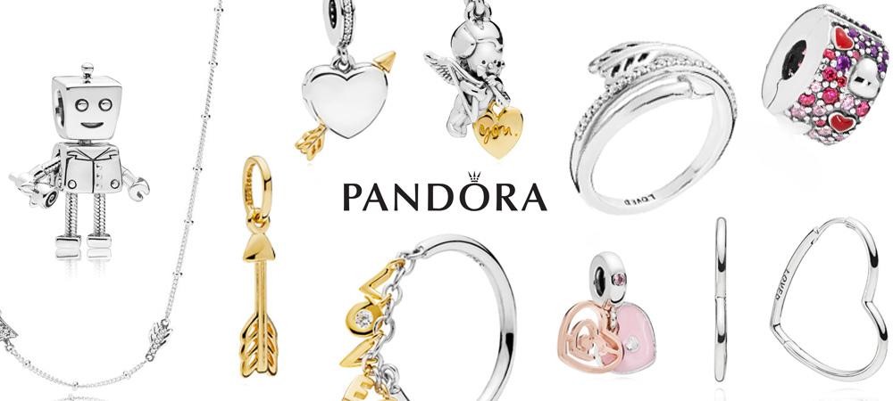 Il San Valentino 2019 di Pandora